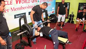 World Bench Press Champion Santosh Rakhala Becomes Muscle World Powerlifting Champion Wave