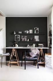 bureau gar n 33 black accent walls for the one spot you can t figure out black