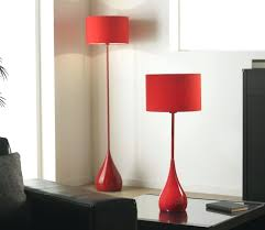 full size of table lamps red table lamp red retro arco floor lamp and white