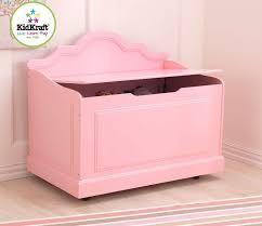 Easy To Make Toy Box by Pink Toy Box Kidsdimension