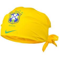 yellow headband nike football bandana headband inter milan valecia fc barcelona