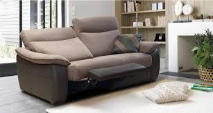 canapé relaxation 3 places canapé 3 pl relax florence mobilier de mobilier de