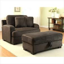 Oversized Chair With Ottoman Wonderful Chair Ottoman Set Taptotrip Me
