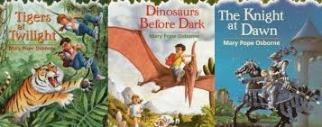 Magic Treehouse - the magic tree house books will become a live action kids movie