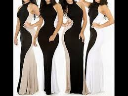 how to make a pattern for the hourglass dress youtube