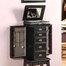 Mirror Jewelry Armoire Target Armoire Jewelry Chest U2013 Blackcrow Us