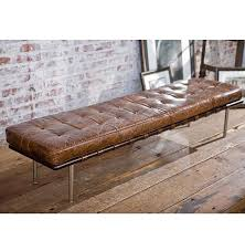 best 25 leather bench ideas on pinterest leather daybed