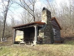 Small Cabins Pocosin Cabin Near The Appalachian Trail Shenandoah National