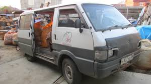 nissan vanette nissan vanette 98 год 2 2 литра привет всем ванетоводам дизель