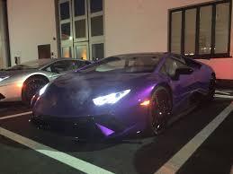 lamborghini purple 2017 dan trent on twitter