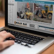 online front end loader training