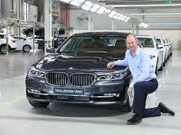 bmw careers chennai bmw rolls out 50 000th made in india car from its chennai plant