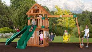 Designing A Backyard 6 Companies That Make Eco Friendly Outdoor Play Equipment For Your