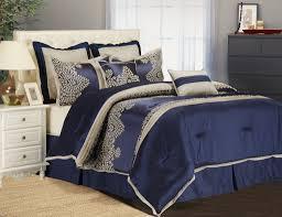 Navy Blue Bedding Set Solid Navy Blue Comforter Navy Bed Set Ideas