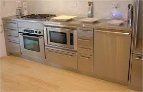stainless steel kitchen furniture 16 metal kitchen cabinet ideas home design lover