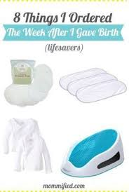 newborn baby necessities things i ordered the week after i gave birth newborn necessities