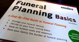 funeral planning guide review funeral planning basics a step by step guide by enodare