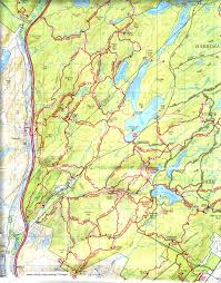 Vermont State Parks Map by Hudson Valley Catskill Shawangunk Ny Hiking