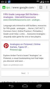 9 best analogies images on pinterest middle reading