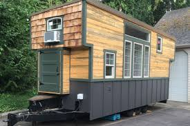 innovative tiny house on wheels rolls on for 65k curbed seattle