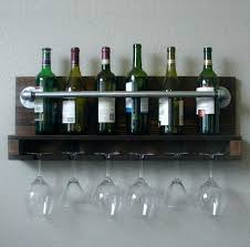 wine glass cabinet wall mount wine racks wall mounted wine rack shelf remarkable furniture wall