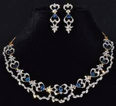 necklace with earrings set images Jewelry sets necklace earring set jpg