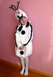 Disfraz De Olaf Frozen Hecho En Casa Olaf Homemade Costume De