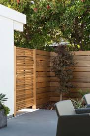 Modern Fence Best 25 Modern Fencing And Gates Ideas On Pinterest Cedar Fence