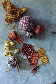handmade ornaments by martha stewart living
