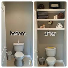 How To Make Storage In A Small Bathroom - best 25 water closet decor ideas on pinterest toilet room half