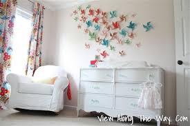 Pinwheel Decorations How To Make A Diy Pinwheel Art Installation Wall In A Nursery