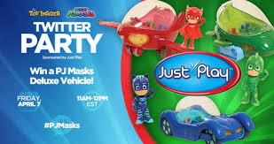 twitter party alert join toy insider pj masks party