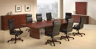 dark wood conference table excellent conference table and chairs tables chairs table and