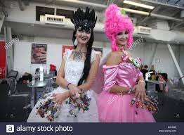 kensington olympia london 3 oct 2016 modelling for fantasy