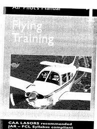 book 1 air pilot u0027s manual flying training pooleys