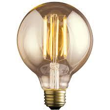 Kichler Lighting Dealers by Shop Kichler Vintage 60w Equivalent Dimmable Amber Vintage Led