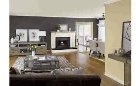 paint ideas for living room and kitchen modern home design