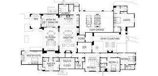 master retreat floor plans calvis wyant luxury homes scottsdale az