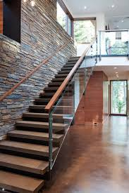 stair design cosy in the chalet gorgeous chalet like house with modern design