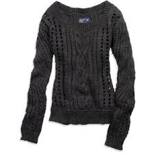 cable knit sweater womens ae s slouchy cable knit sweater grey ameri