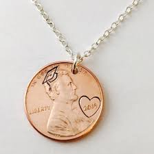high school class necklaces graduation necklace graduation hat necklace class of 2018