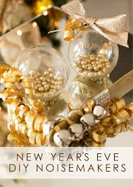 New Years Eve Simple Decorations by 30 Fun Diy New Year U0027s Eve Party Ideas U2013 Cute Diy Projects