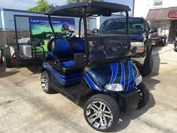 custom paint jobs on factory bodies u2013 liquid lenny u0027s golf carts
