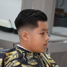 mid fade haircut kid mid fade haircut barbershopconnect com