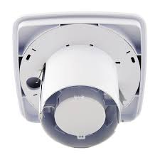 Extractor Fan Bathroom Xpelair Dx100bps Simply Silent Dx100b 4