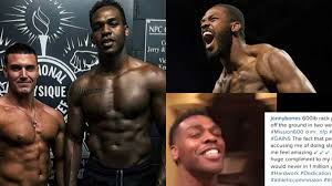 jon jones reacts to steroid accusations after weight gain