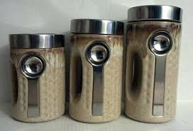 storage canisters for kitchen modern glass kitchen canisters canister set storage containers