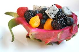 dragon fruit salad bowl love from the land