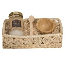 High End Gift Baskets Holy City Skin Products Natural Spa And Bath Products Luxury