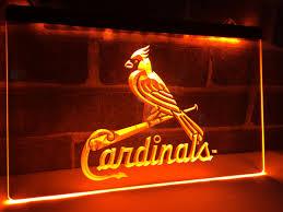 Home Decor St Louis Online Get Cheap Cardinals Neon Sign Aliexpress Com Alibaba Group